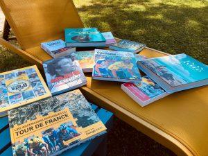 Sélection de livres pour l'été